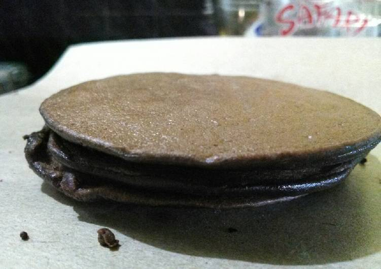 Pancake coklat