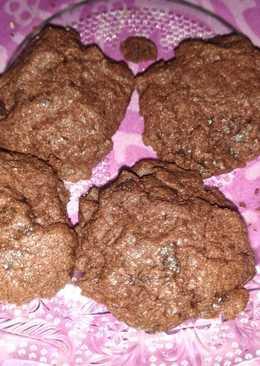 Cookies coklat simple