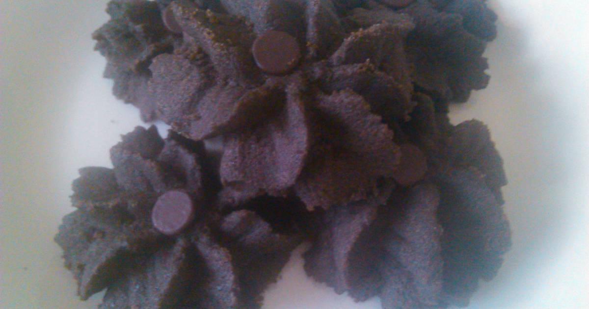 Resep Semprit Cokelat