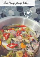 Ikan Pisang-Pisang Kukus (Alternatif menu diet tanpa minyak)