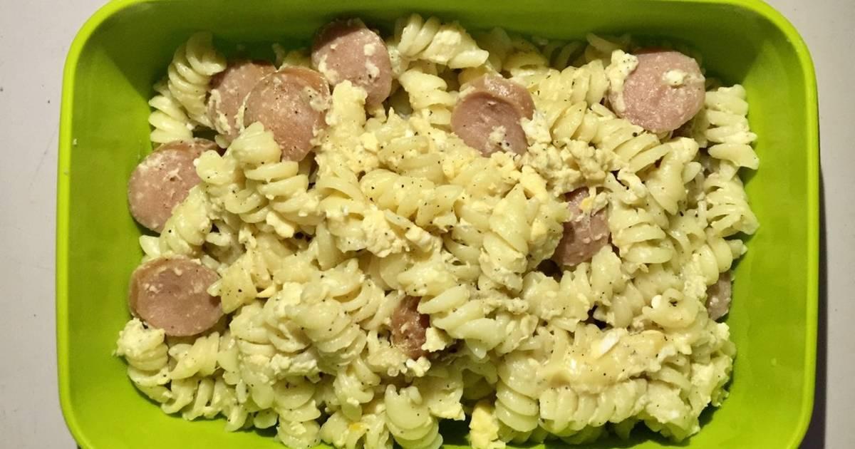 sosis telur   3 368 resep   cookpad