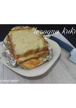 Lasagna kukus