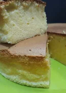 Cotton Japanese Cake (ala-ala uncle tetsu)