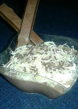 Pannacota Coklat Keju