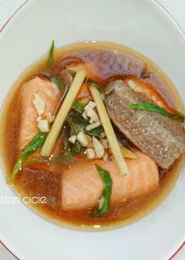 29 Resep Tim Ikan Salmon Enak Dan Sederhana Cookpad