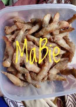 Teri crispy MaBie
