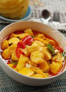 Asam manis tofu / tahu jepang #BikinRamadanBerkesan