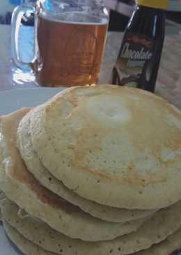 Kumpulan Membuat Kue Pancake Enak   Resep Pedas Manis
