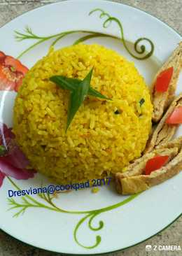 Nasi goreng KK(kunyit+kencur)#Edisi resep mama