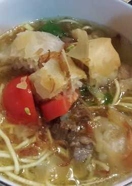 2 Resep Soto Mie Jakarta Enak Dan Sederhana Cookpad