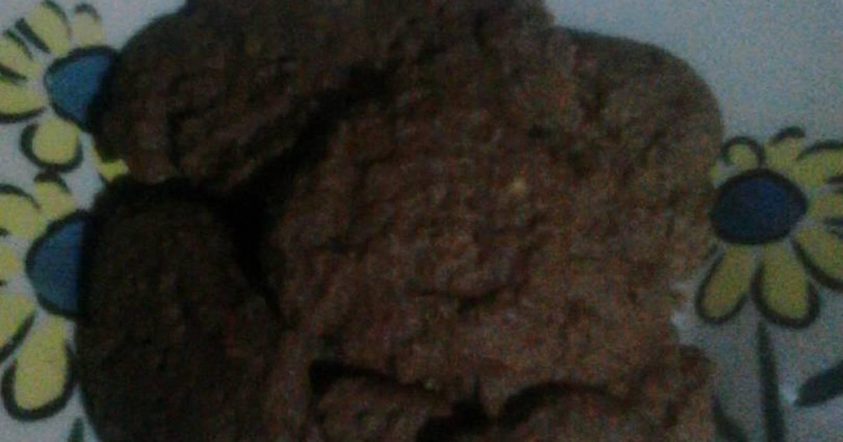 Resep Cookies coklat ala kadarnya