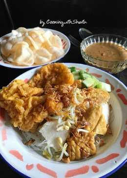 Ketoprak (#pr_homemadestreetfood)