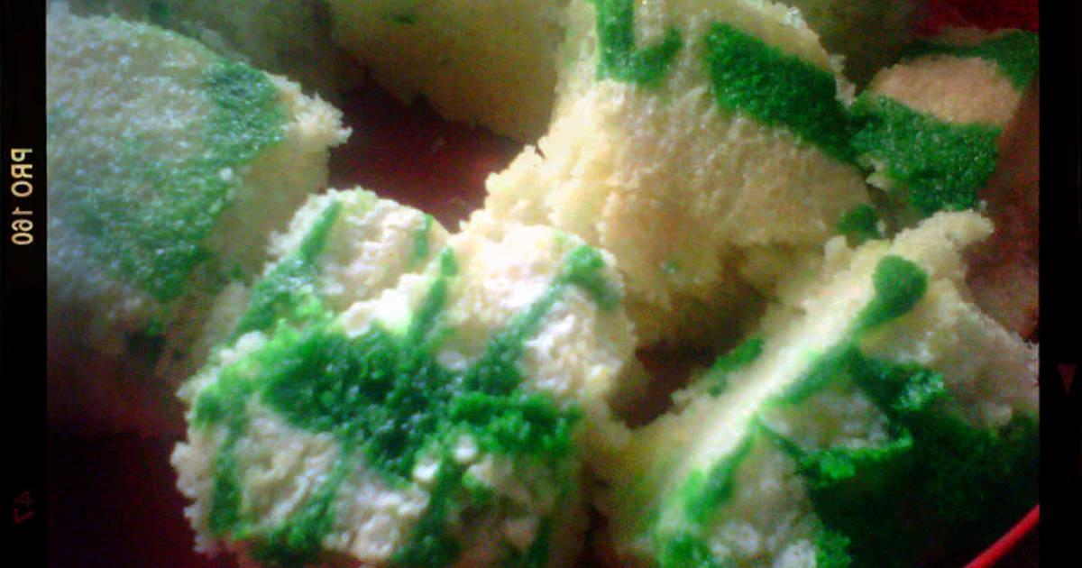 Resep Butterless Marmer Cake 1 Telur