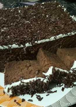 Bolu kukus coklat mesis