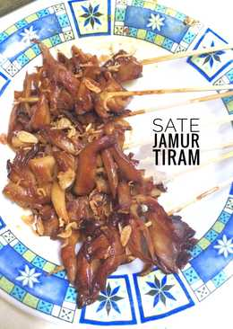 Sate Jamur Tiram