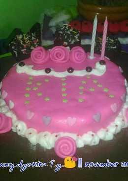 2520 resep cara menghias kue ulang tahun enak dan sederhana Cookpad