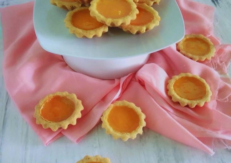 Mini Papaya Pie #KamisManis