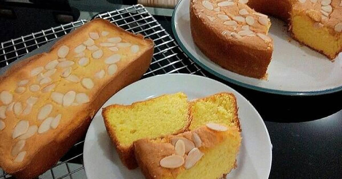 Resep Cake Durian Jtt: 21 Resep Bolu Durian Enak Dan Sederhana