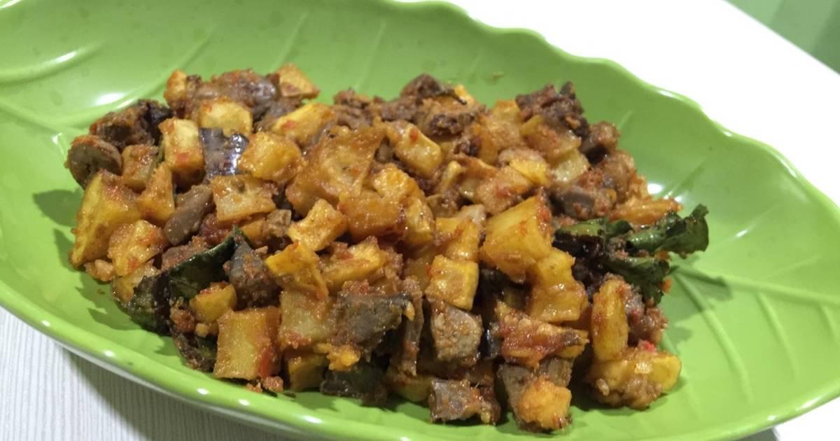 Sambal goreng hati - 297 resep - Cookpad