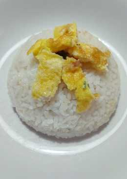 Nasi Uduk ala Rice Cooker