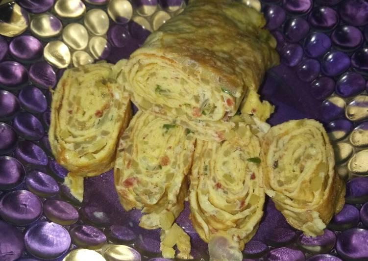 Cornet Egg Roll