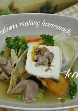 Bakwan malang homemade