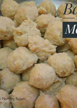 Bakso Ayam pake Mocaf