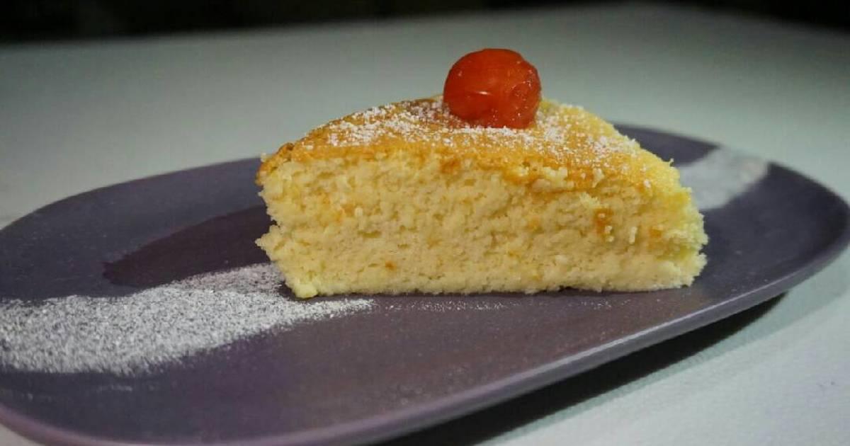 Resep Bolu Cheese Cake Jepang: Jepang Cheesecake