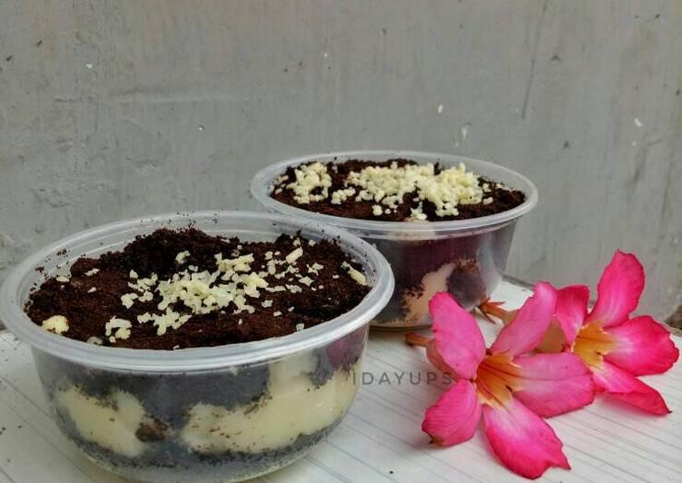 Resep Oreo Cheese Cake Kiriman dari Ida Ayu Permatasari
