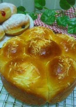 Roti dan donat → 1 adonan