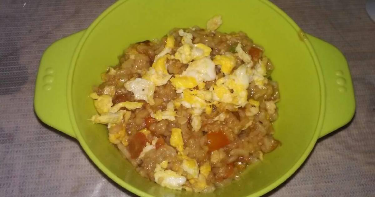 206 resep mpasi nasi lembek enak dan sederhana   cookpad