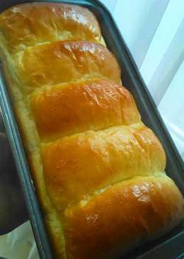 Roti empuk tanpa telur