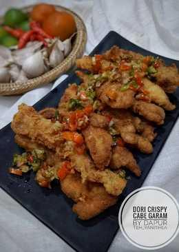Ikan Dori Crispy Cabe Garam