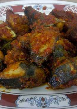 Tongkol sambal merah
