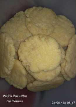 Cookies Keju Teflon