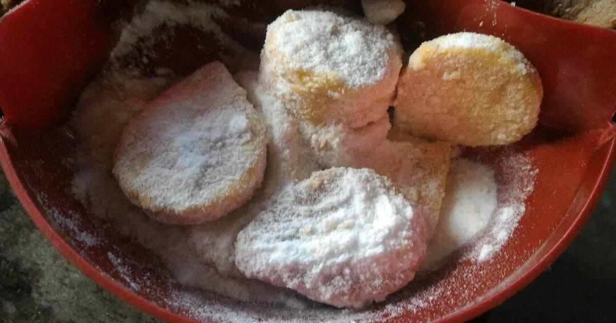 Resep Kue putri salju simpel