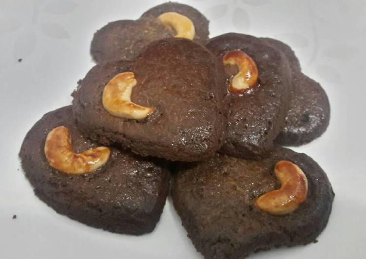 Resep Kue kering coklat mente - Shabrina Masterchef