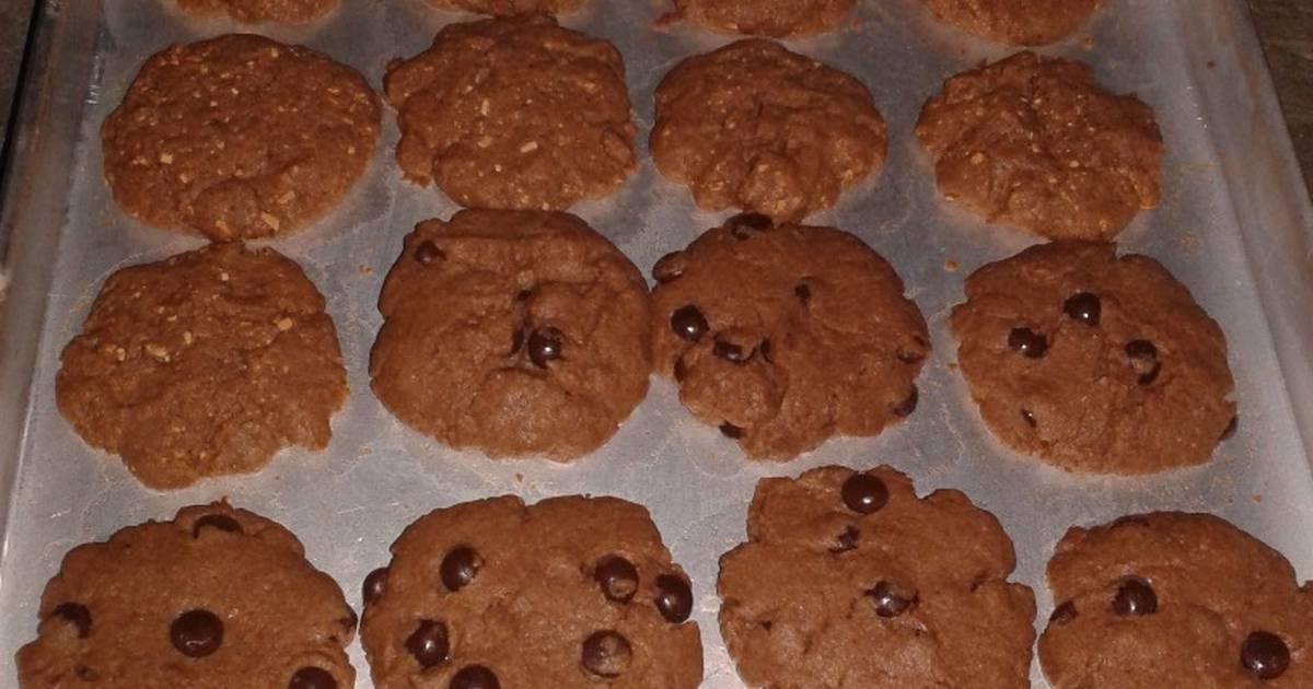 Resep Cookies chocochip & keju