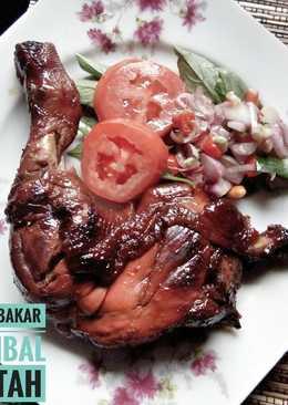 Ayam Bakar Pak Sahak Sambal Matah