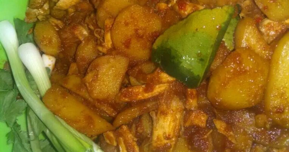 Resep Ayam Semur Simple