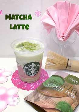 Matcha latte #keto #ketopad