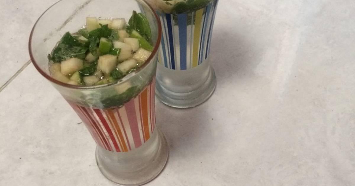 Resep Apple mojito