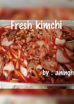 Kimchi authentic korea