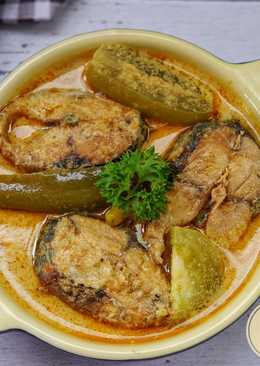 Ikan santan pedas