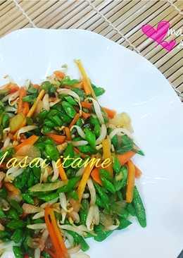 Yasai itame (tumis sayuran)