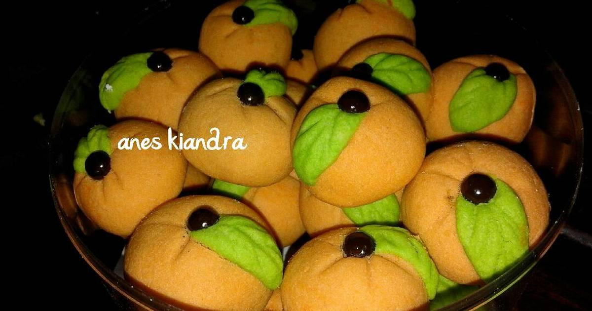 Resep Nastar jeruk empuk,lumer,ngeprul