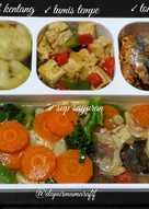 Bekal sehat suami | perkedel kentang kukus