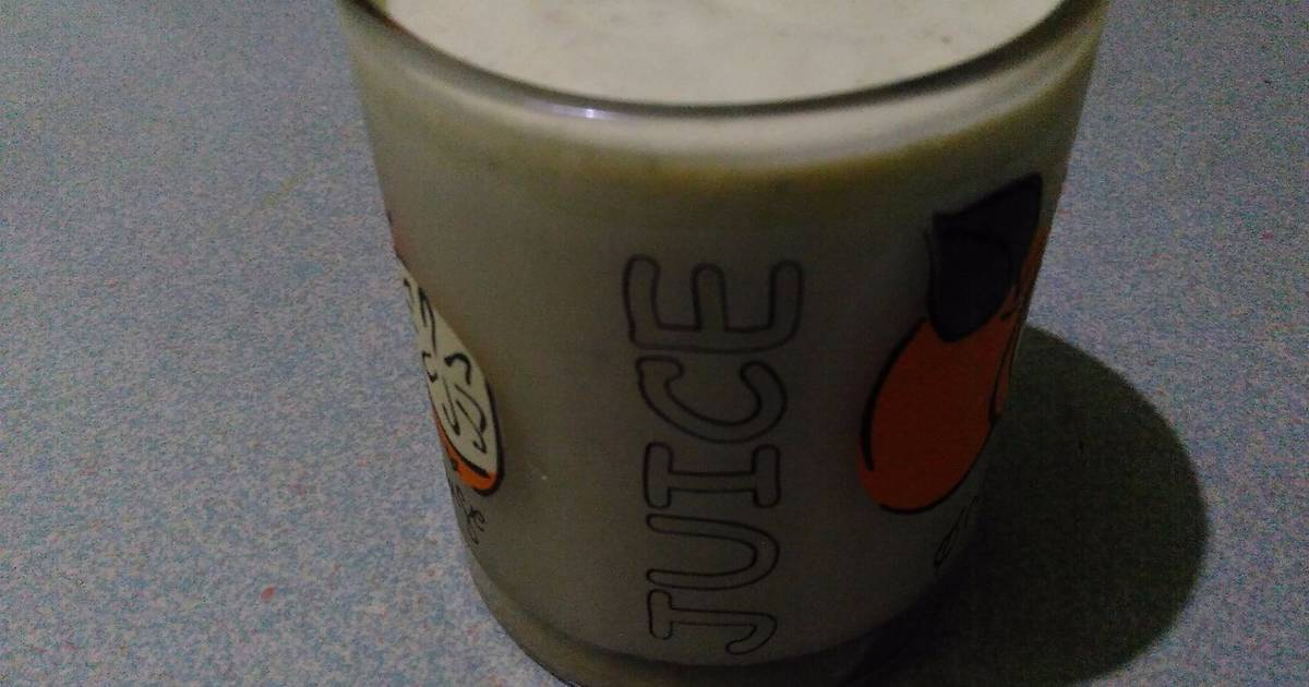 Resep Smoothie Alpukat Milo Yogurt