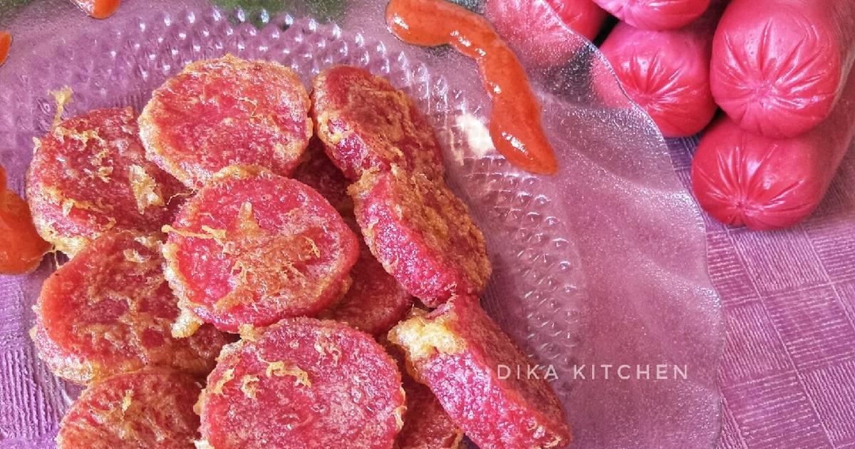69 Resep Cara Membuat Sosis Homemade Enak Dan Sederhana Cookpad