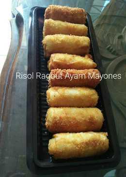 Risol Ragout Ayam Mayones
